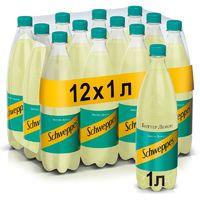 Напиток б/а газированный Швепс БиттерЛемон 0.9л