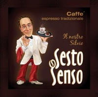 Кофе SestoSenso Espresso tradizionale