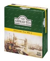 Черный Английский чай №1