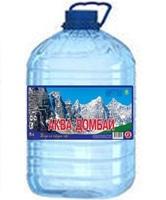 Вода АкваДомбай 5л