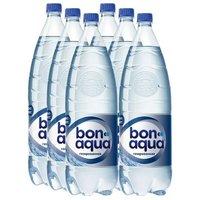 Вода питьевая Бон Аква газ 1л.