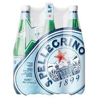 Вода S.Pellegrino 1л ПЭТ (6шт/уп)