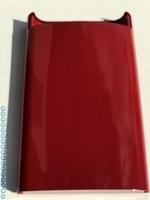 Панель лицевая нижняя для кулера HF V127 RED