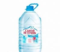 Вода бутилированная 6л