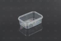 """Контейнер прес/мёд 280 мл """"куб"""" 121х91х42 мм полупрозр.,""""Перинт"""" 500 шт/кор"""