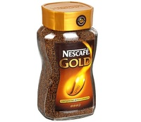 Кофе Nescafe Gold 190гр. стекло