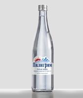Вода питьевая Пилигрим без газа 0,5лХ12шт