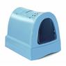 Туалет для кошек IMAC Zuma закрытый синий 40х56х42,5см