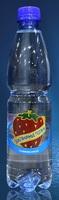 Питьевая вода первой категории Земляничные поляны 0,5л НЕГАЗ