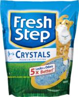 НАПОЛНИТЕЛЬ FRESH STEP CRYSTALS 3.62 кг