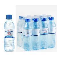 Вода Легенда гор 0,33 не газ в упаковке 12шт