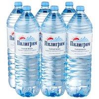 Вода ледниковая Пилигрим негаз 1,5л