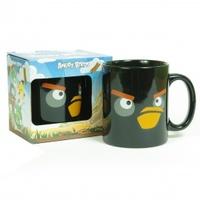 Кружка Angry birds черная