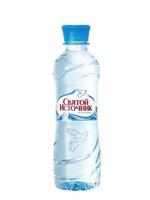 """Питьевая вода """"Святой источник"""" 0,5л негаз. (12штх0,5л)"""