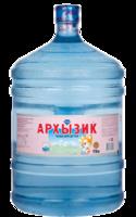Вода минеральная детская Архызик 19л