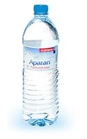 Вода питьевая негазированная Aparan, пэт (6шт.х1л)