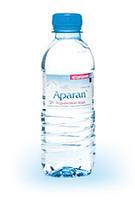 Вода питьевая негазированная Aparan, пэт (12шт.х0,33л)