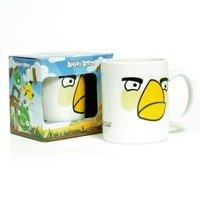 Кружка Angry birds белая