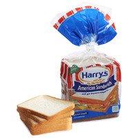Хлеб для сэндвичей Харис пшеничный 470г