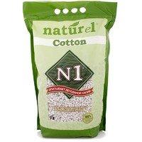"""Наполнитель N1 """"NATUReL"""" Cotton 7л"""