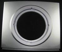 Верхняя крышка к моделям 123, 131 серебро