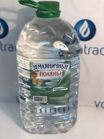 Вода питьевая природная «Земляничные поляны»5л