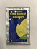 Сок лимонный натуральный порционный 4 мл.Х 25шт