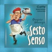 Кофе SestoSenso Арабика Espresso naturale