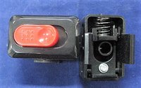 Клавиша ГВ к мод. 420LC,820LC, 540sLC с защитой, черная