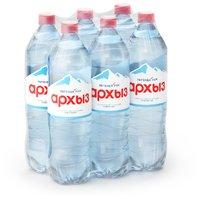 Вода питьевая Легенда гор Архыз газированная 1,5л