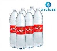 Вода питьевая негазированная Кубай, пэт (6шт.х1,5л)